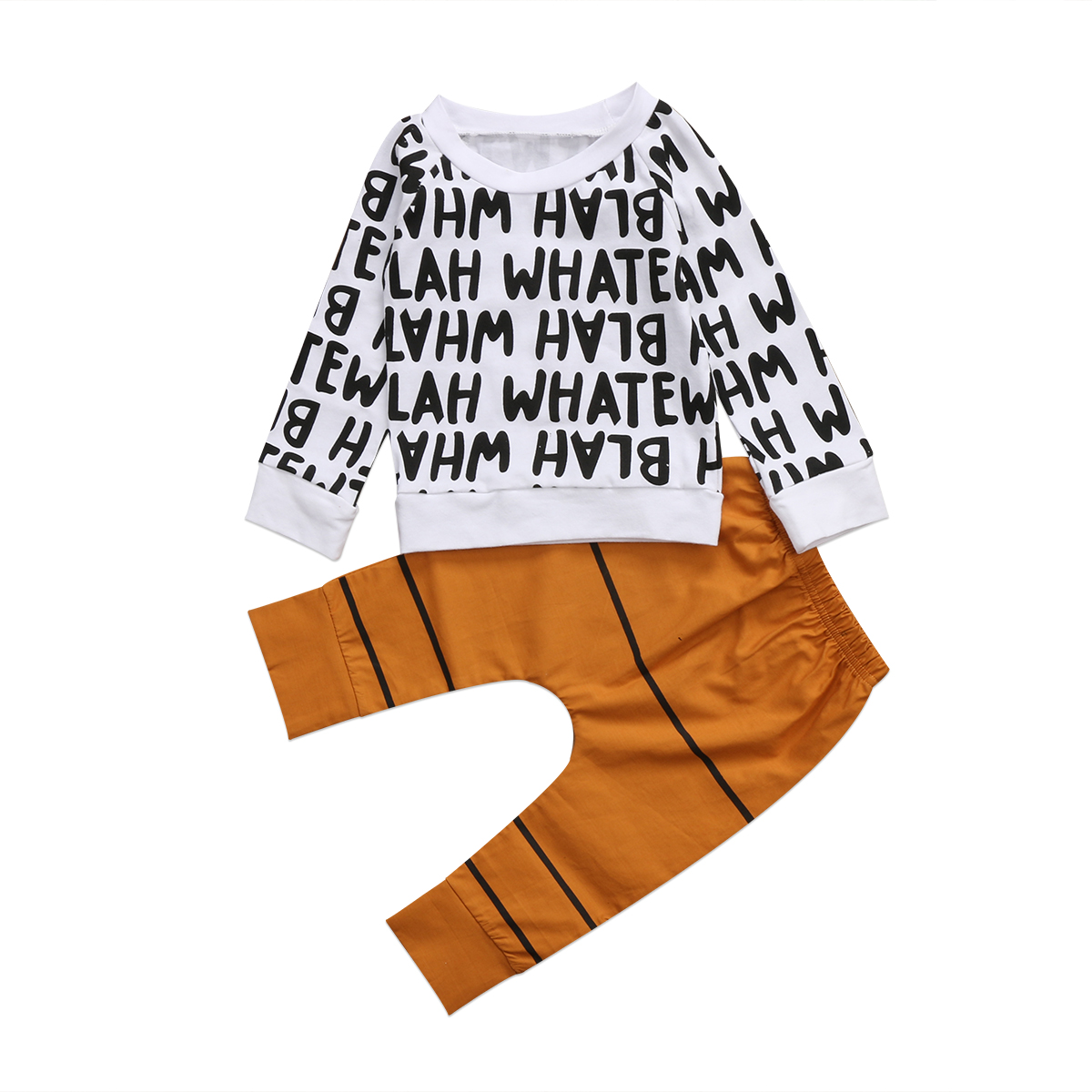 Newborn Kids Baby Boys Clothes Sets Tops T-shirt Harem Pants Cotton Cute Casual Outfits Set Clothing Boy 1-6T cute toddler kid baby boys clothes sets t shirt top short sleeve cotton pants outfits clothing set boy