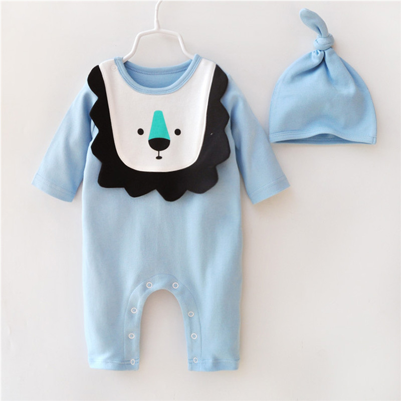 new born baby clothes girls set roupa infantil costume barboteuse cute cotton baby boy rompers plush jumpsuit strampler winter 2pcs set baby clothes set boy