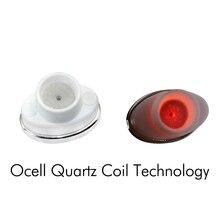 5pcs Original Airistech Airis N1 vape coil V10 full quatz coil atomizer for Airis N1 WAX