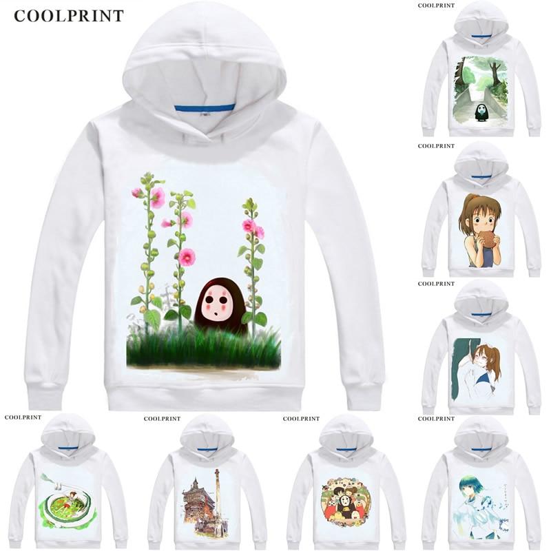 Sweat à capuche multi-styles Miyazaki un Voyage de Chihiro Sen à Chihiro no kamikakushi sweat-shirts Cosplay
