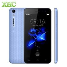 "HOMTOM MTK6737 HT16 Pro 5.0 ""Smartphone Android 6.0 Quad Core RAM 2 GB + ROM 16 GB 13MP Cámara 3000 mAh Dual SIM 4G LTE Teléfono Móvil"