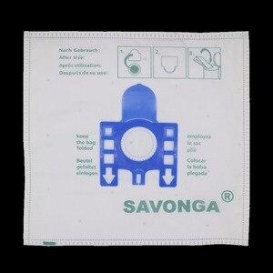 Image 3 - 10 pièces de haute qualité pour Miele FJM sac à poussière pour MIELE FJM GN Type aspirateur Hoover sacs à poussière et filtres chat chien taille 270*270MM