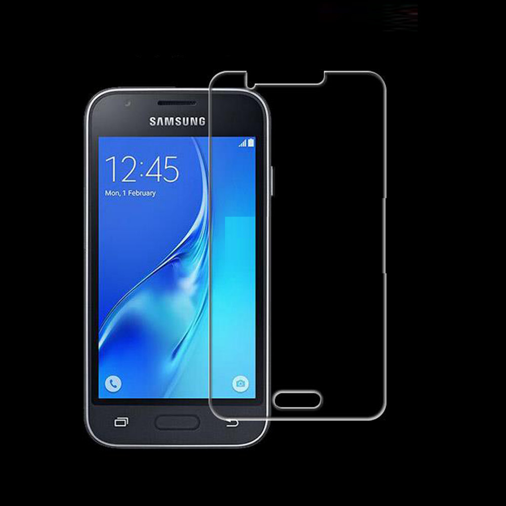 Tempered Glass For Samsung Galaxy J1 mini J105 SM-J105H DUOS Case Screen Protector Capa  ...