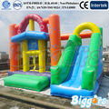 Combo Boucner Inflable Salto Moonwalk Inflable Para Los Niños