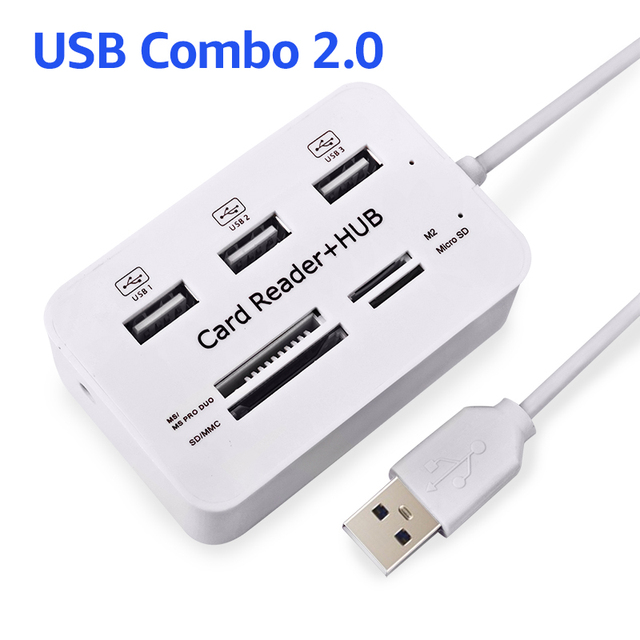 USB Combo 2.0 All in one computers 5c64ee5a7da62