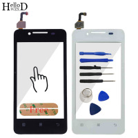 4 Inch Tested Front Outer Glass For Lenovo A319 A319i A 319 Touchscreen Touch Screen Digitizer