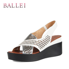 Comfortable Platform Soft Sandal