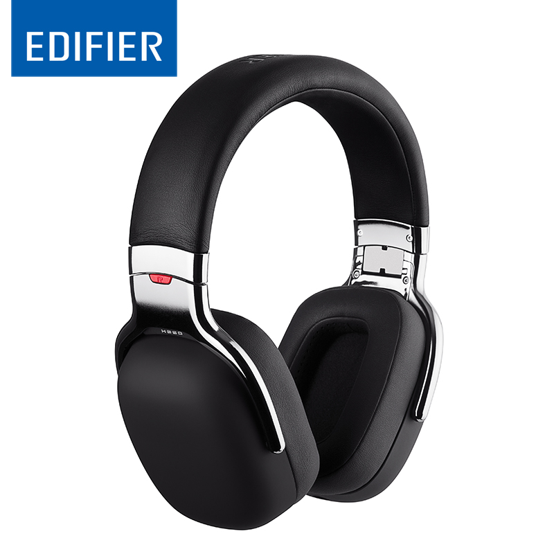 EDIFIER H880 Hifi Music Headphone Audiophile Over-the-ear Headphones with Noise-Isolating Audiophile Closed Monitor Stereo superlux hd669 professional studio standard monitoring headphones auriculares noise isolating game headphone sports earphones
