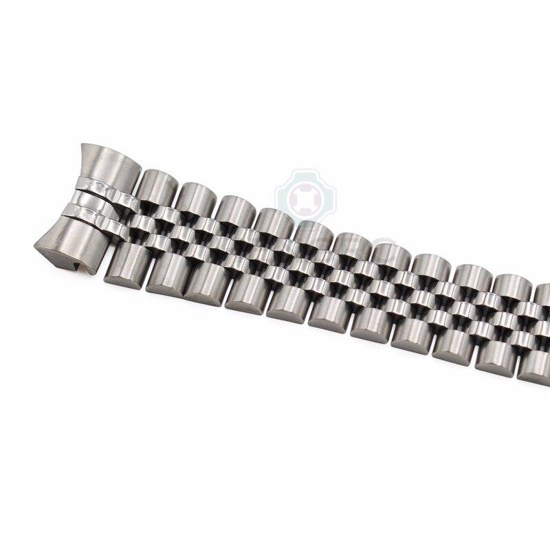 Pulseiras De Metal Final Curvo Prata Ligação