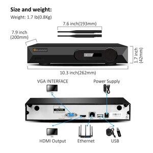 Image 2 - Einnov 8CH 5MPไร้สายกล้องรักษาความปลอดภัยระบบกล้องวงจรปิดกลางแจ้งการเฝ้าระวังวิดีโอ 8CH Wi Fi NVR Kit HD Night Vision P2Pกันน้ำ