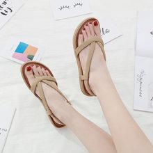 aeea87f7162ef 22021 sandals cross-border non-slip pregnant women comfortable beach shoes (China)