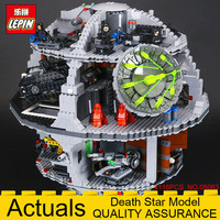 2018 Lepin 05063 Force Waken UCS Death Star Model Educational Building Blocks Bricks Toys Compatible Legoed