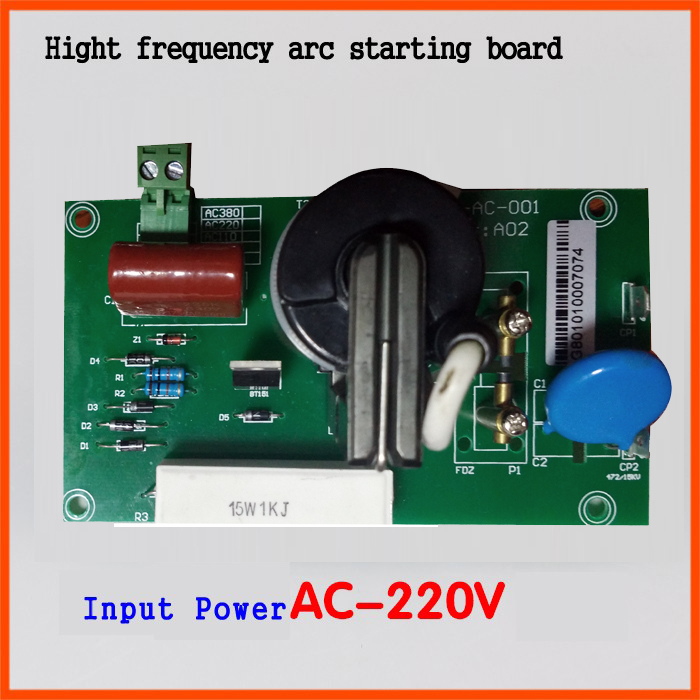 AC220V AC input frequency arc plasma welding retrofit replacement board to play poker ignition panelsAC220V AC input frequency arc plasma welding retrofit replacement board to play poker ignition panels