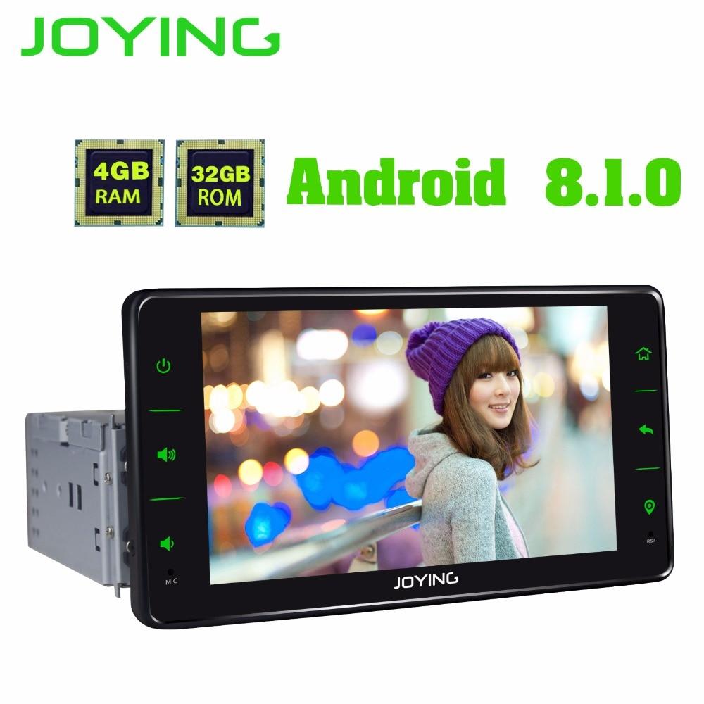 Android 8.0 Avtomobil Stereo 4GB HD Ekran DVD DVD pleerində 2 - Avtomobil elektronikası - Fotoqrafiya 5