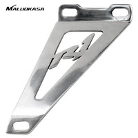 Motorcycle Exhaust Hanger Brackets For Yamaha YZF R1 2000 2001 2002 2003 2004 2005 Chrome Black