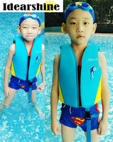 2 Color 2 Size Life Jacket For Kids Sand Beach Children S Inflatable Swimming Vest Water