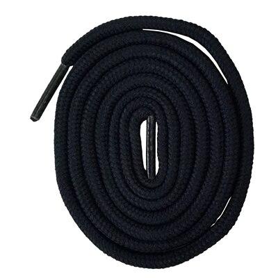 200 см очень длинные круглые шнурки Шнуры Веревки для ботинок martin спортивная обувь - Цвет: 29 dark blue