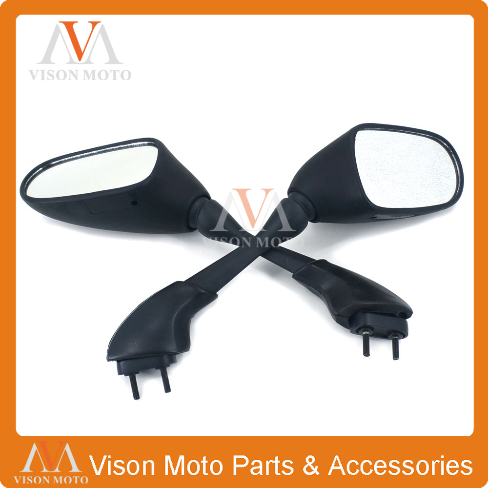 Motorcycle Side Mirror Rearview Rear View For YAMAHA FZ1 FZS1000 FZS 1000 2001 2002 2003 2004 2005 01 02 03 04 05 mfs motor motorcycle part front rear brake discs rotor for yamaha yzf r6 2003 2004 2005 yzfr6 03 04 05 gold