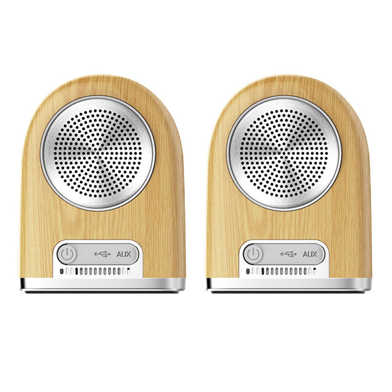 Combination wireless Bluetooth Speaker Wood Mini Portable Subwoof Sound With Mic Support Tf Card Aux For Iphone Samsung nillkin s bti1 ifashion mini portable wireless bluetooth v3 0 speaker w mic aux blue