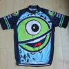 GREEN EARTH Men Cycling Jerseys Summer Short Sleeve Top Quality 100 Polyester Breathable Road Mtb Bicycle