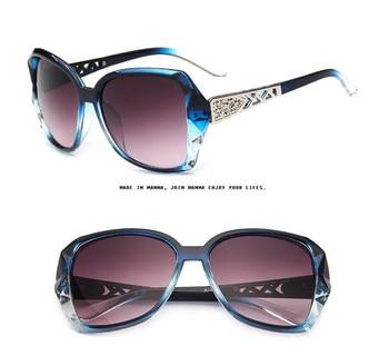 Womens Oversized Fashion Sunglasses