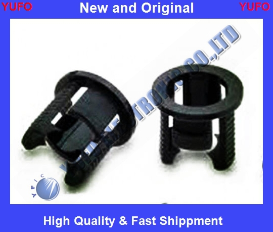 105mm Black Plastic LED Clip Holder Case Cup Mounting New - High Tech. Store store