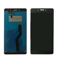 For infinix zero 4 X555 Touch Screen Digitizer Glass Panel LCD Display phone Assembly With Tracking code