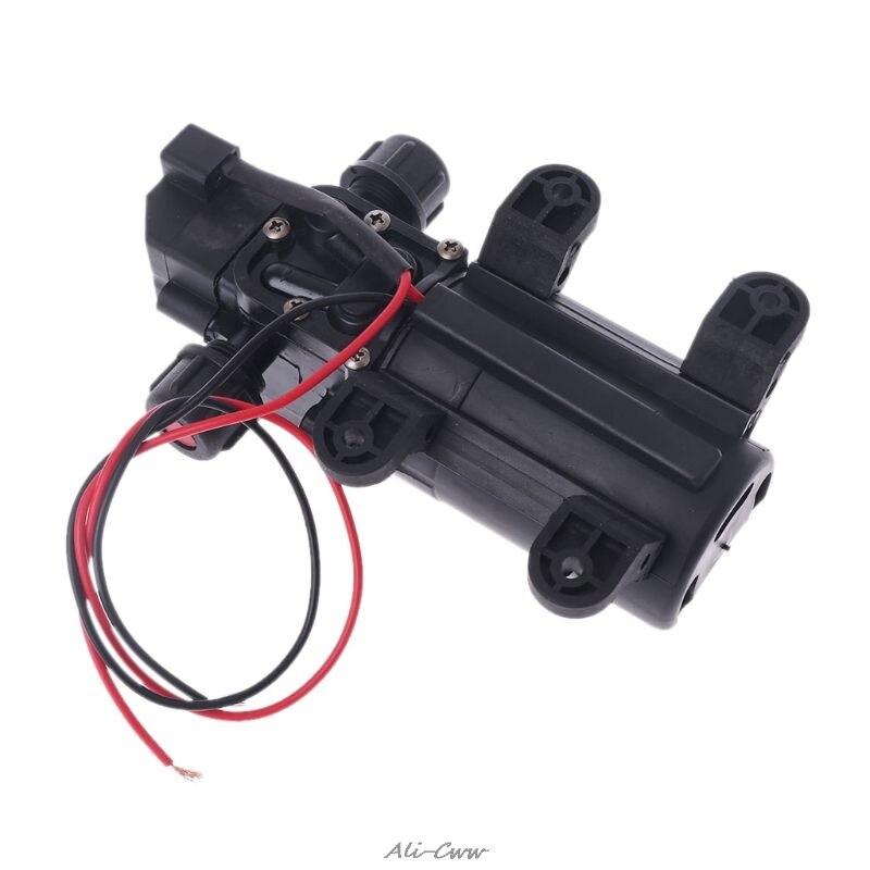 Image 5 - DC 12V 130PSI 6L/Min Water High Pressure Diaphragm Self Priming Pump 70W-in Pumps from Home Improvement