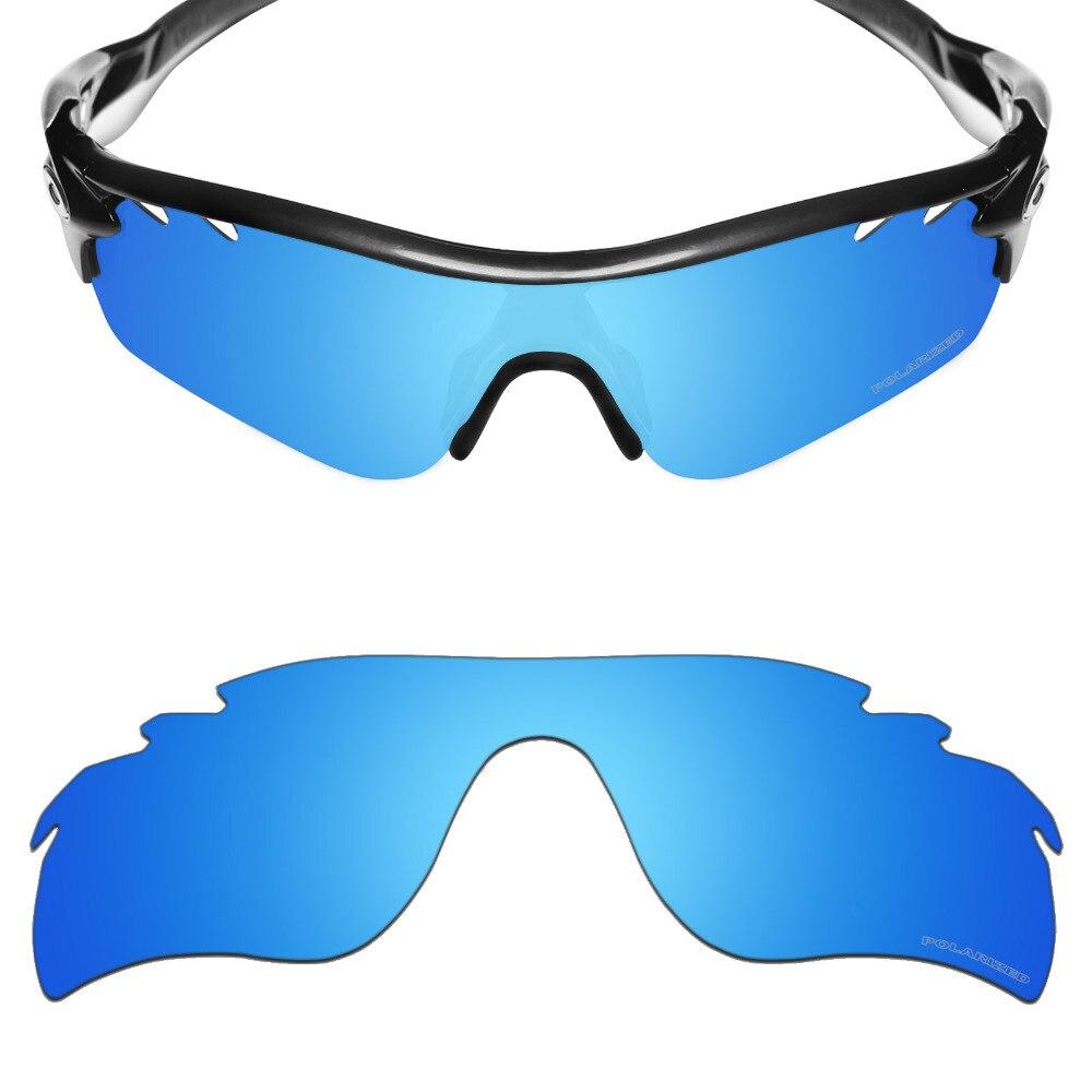 Mryok + polarizadas resistir mar reemplazo Objetivos repuesto para Oakley  radarlock path vented Gafas de sol azul hielo en Accesorios de Moda y  complementos ... d056956ad7