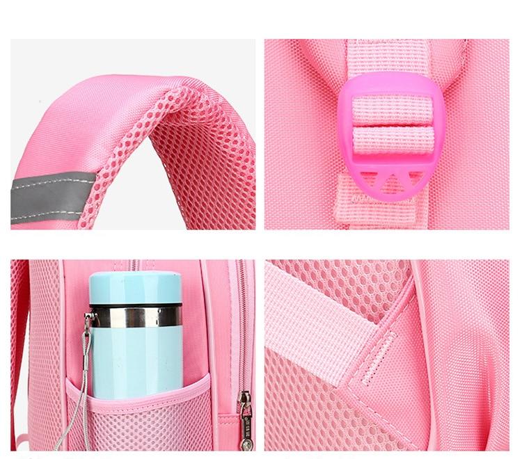 10 Sac a dos rose à roulettes pour filles