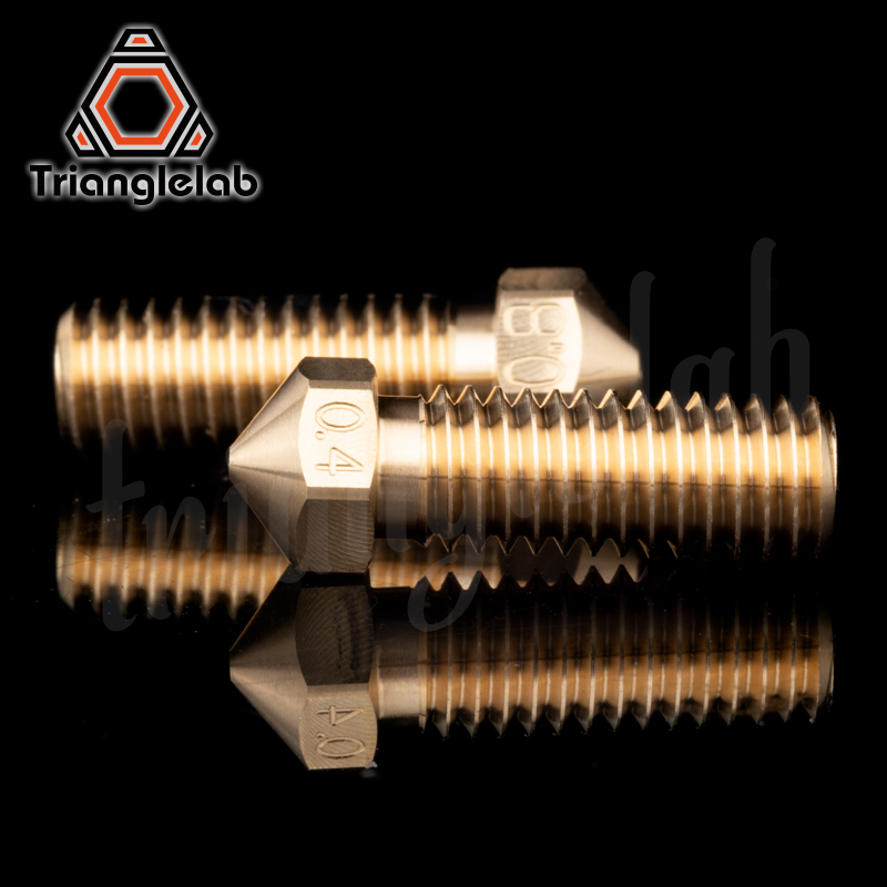 Image 5 - trianglelab T  Volcano Nozzle 1.75MM Large Flow High quality custom models for 3D printers hotend for E3D volcano hotend J head-in 3D Printer Parts & Accessories from Computer & Office
