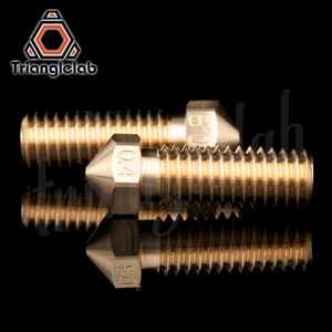 Image 5 - trianglelab T  Volcano Nozzle 1.75MM Large Flow High quality custom models for 3D printers hotend for E3D volcano hotend J head