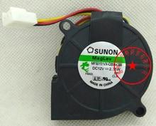 SUNON 5CM MF50151VX-C000-G99 5015 12V 2.35W MF50151V2-C01A-G99 MF50151V2-C00A-G99 EF50151B1-C02C-A99 GB1205PHV1-8AY Blower  fan