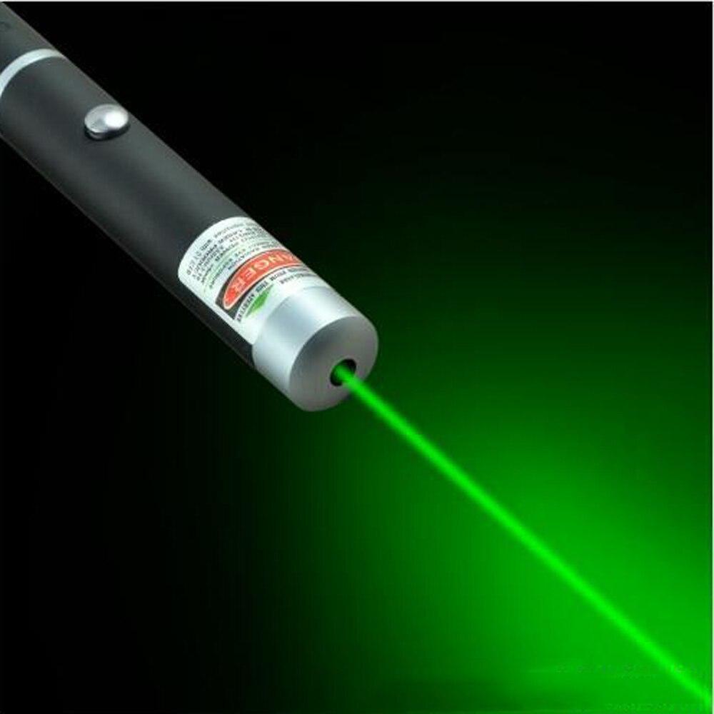5MW Green Red Purple Laser Pointer High Power Dot Laser Light Pen Powerful Laser Meter 530nm 405nm 650nm Red Laser Pen