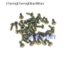 ChengChengDianWan 3.8mm Security Screws For NES SNES for Nintendo 64 N64 Game Boy GB Cartridges Torx Screw 50pcs/lot
