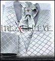 Оптовая продажа мужской Костюм Смокинг Платье Жилет и ascot галстук Установить НОВЫЕ