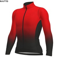 2019 Winter Cycling Jersey Long Sleeve Cycles Shirt Wear Ropa Ciclismo Bike Wear Winter Bike Jersery Bicycle Clothes Clothing