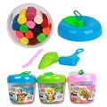 14 cores/set DIY Coloridos Silly Putty Plasticine Crianças Miúdo Para Fimo Polymer Argila Mole Educacional Massinha Brinquedo artesanato Presente