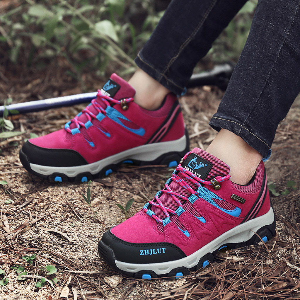 womens shoes casual sneakers for women women sport shoes breathable Outdoor Hiking Climbing Shoes womens shoes comfort#G3(China)