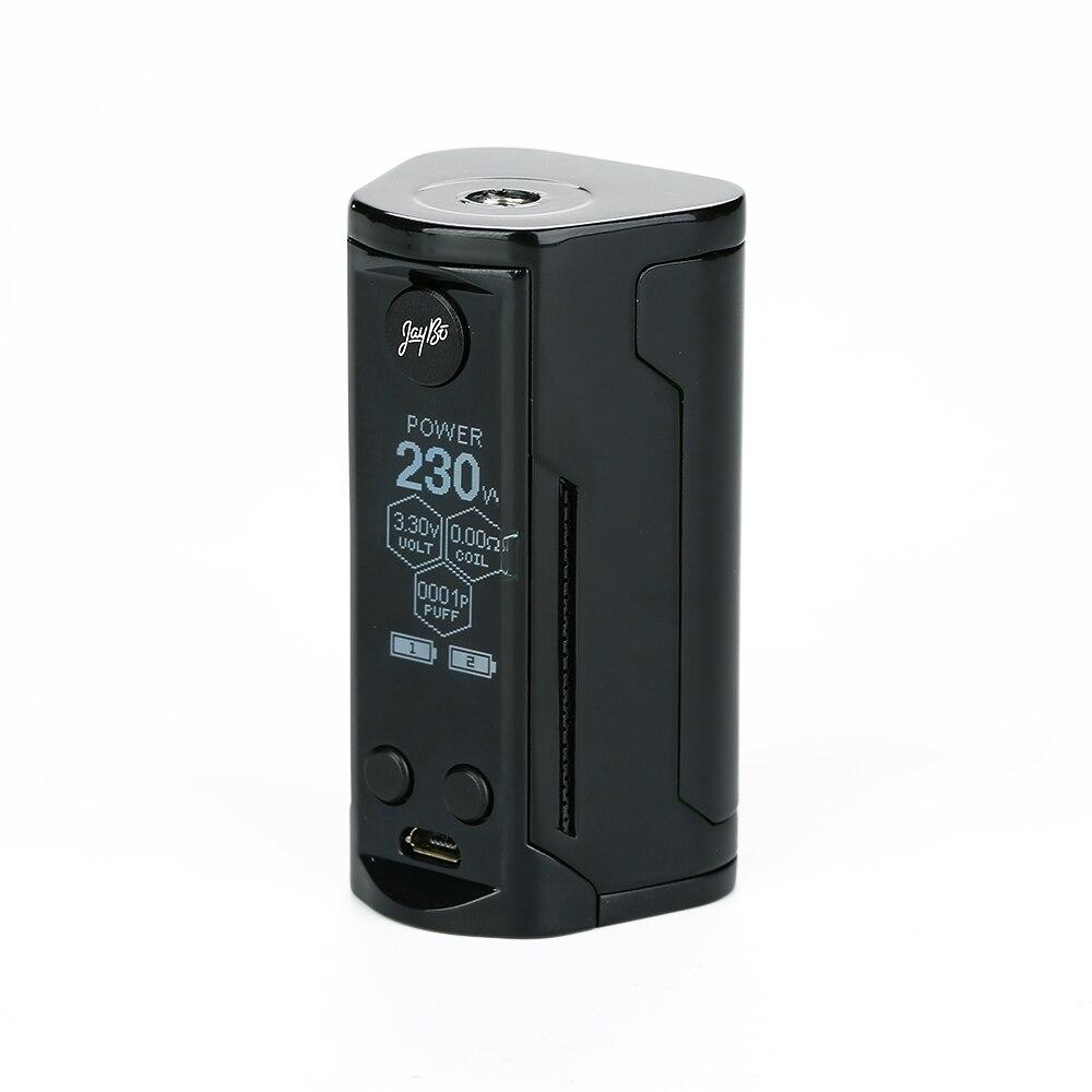 Wismec Reuleaux RX GEN3 double Cigarette électronique 230 W RX GEN 3 double boîte MOD Vape Support GNOME King Tank vs Drag Nano - 4
