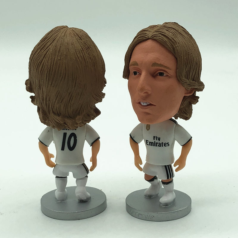 New Luka Modric Action figure Soccer Player Model Figurine Mannequins Toy