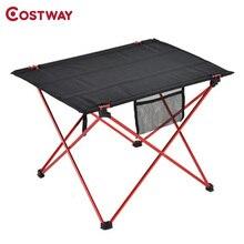 Portable picnic tea table
