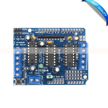L293D Motor Drive Shield Expansion Board For Arduino Duemilanove Mega UNO R3 AVR ATMEL