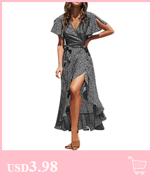 Bohemian Floral Print Long Dress For Women Plus Size Sexy Deep V Neck High Waist Bandage Bow Tie Maxi Sundress Pleated Vestidos