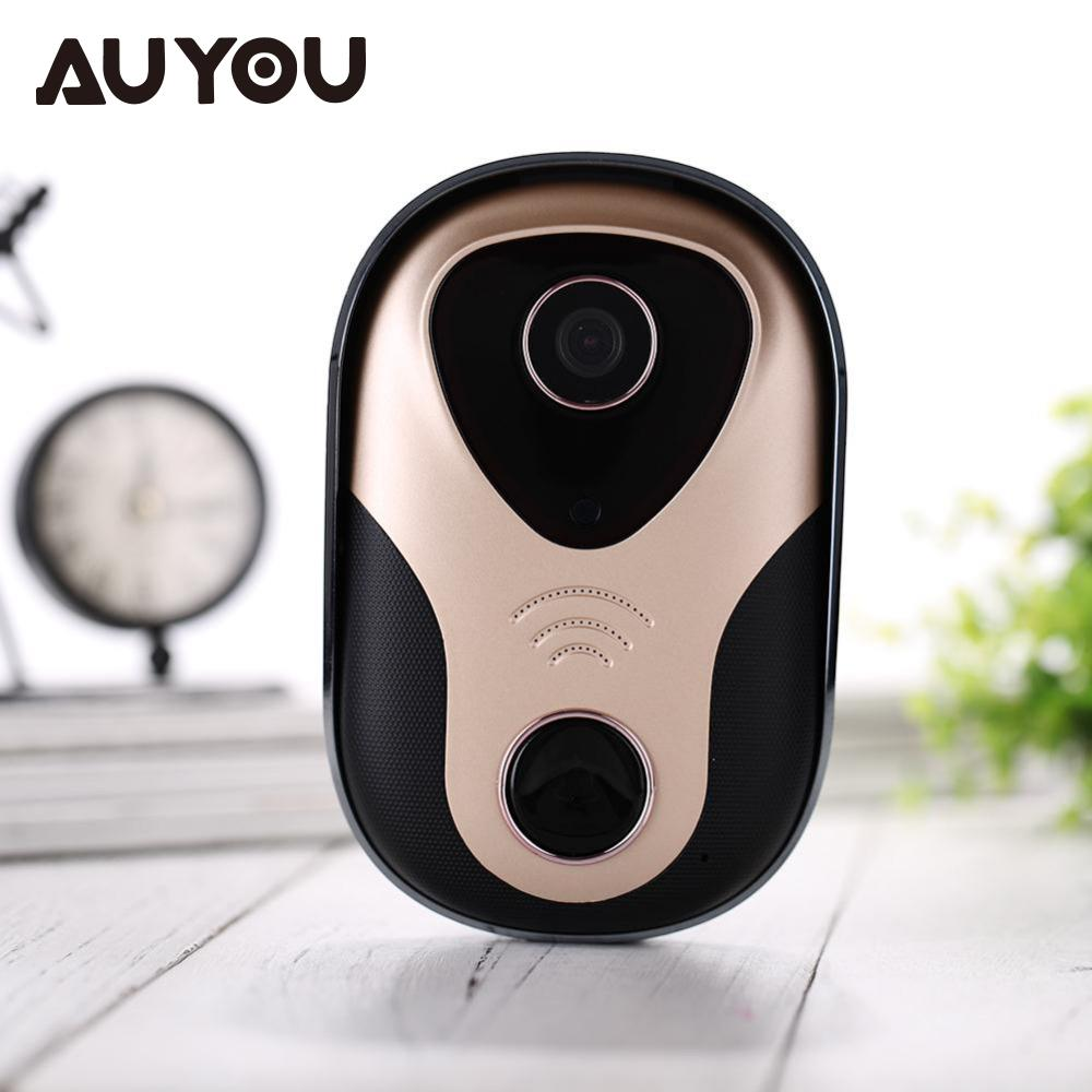 AUYOU Visual Intercom Doorbell Voice Burglar Alarm Mobile Control Of The Door Standard optimal adaptive visual servoing of robot manipulators