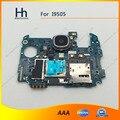 Abierto original motherboard placa lógica de trabajo para samsung galaxy s4 i9505 con cámara trasera