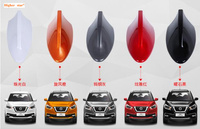 Higher star The Shark fin decoration antenna with paint with Radio Antenna for Nissan Kicks 2017 2018