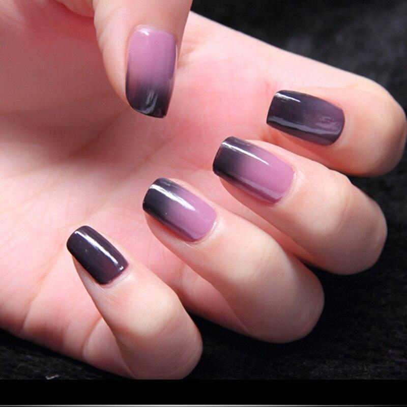 Gel Len Chameleon Temperature Change Nail Color UV Gel Nail Polish ...