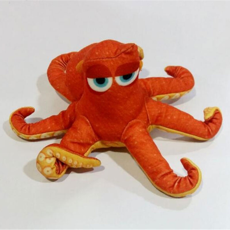 Newest 22cm And 45cm Finding Dory Hank Octopus Plush Toy Soft Stuffed Dolls