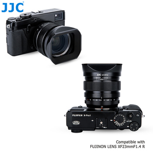 Image 3 - JJC عدسة الكاميرا هود الظل ل Fujinon XF 23 مللي متر F1.4 و 56 مللي متر F1.2 R (APD) على XT30 XT20 XT10 XPro2 XPro1 XT3 XT2 يحل محل LH XF23